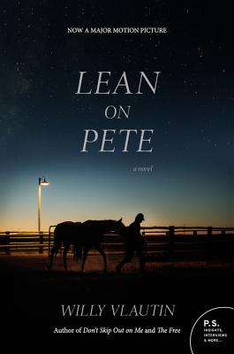 Lean on Pete movie tie-in: A Novel Cover Image