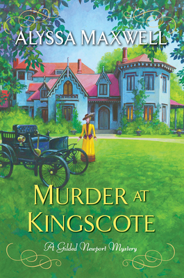 Murder at Kingscote (A Gilded Newport Mystery #8) Cover Image