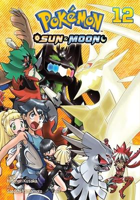 Pokémon: Sun & Moon, Vol. 12 Cover Image