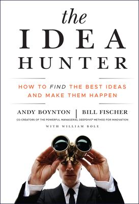 The Idea Hunter Cover