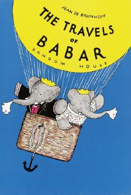 The Travels of Babar Cover