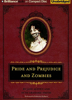Pride and Prejudice and Zombies Cover Image