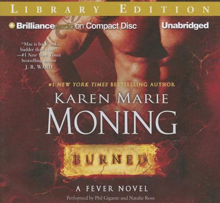 Burned (Fever (Dell) #7) Cover Image