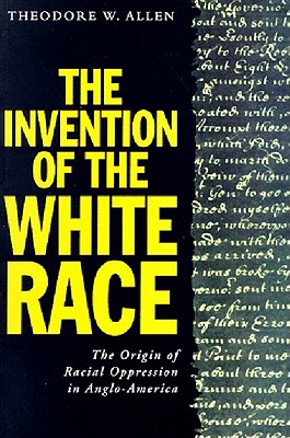 Cover for The Invention of the White Race Vol II