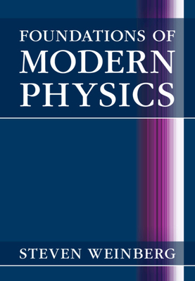 Foundations of Modern Physics Cover Image