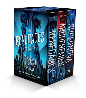 Renegades Series 3-book boxed set Cover Image