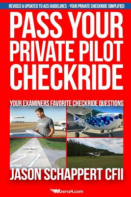 Pass Your Private Pilot Checkride Cover Image