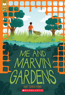 Me and Marvin Gardens (Scholastic Gold) Cover Image