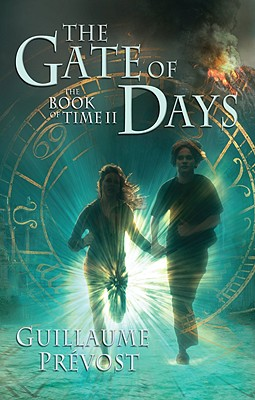 The Gate of Days Cover