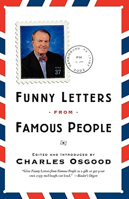Funny Letters from Famous People Cover