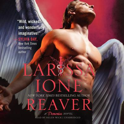 Reaver Lib/E (Demonica #6) Cover Image