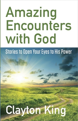 Amazing Encounters with God Cover