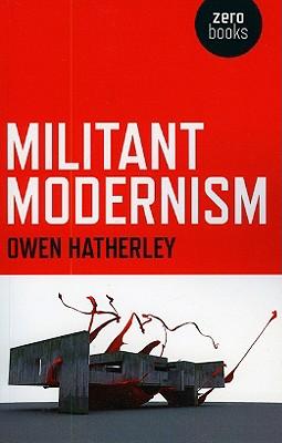 Cover for Militant Modernism