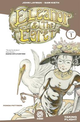 Cover for Eleanor & the Egret