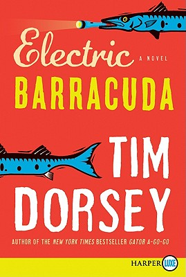 Electric Barracuda: A Novel (Serge Storms #13) Cover Image