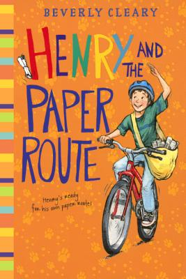 Henry and the Paper Route Cover