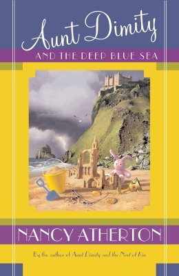 Aunt Dimity and the Deep Blue Sea Cover