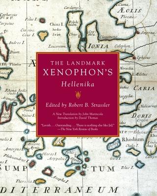 The Landmark Xenophon's Hellenika Cover