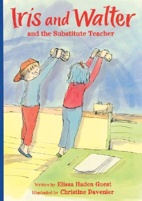 Iris and Walter and the Substitute Teacher Cover Image