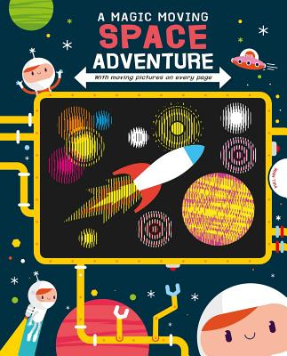 Cover for A Magic Moving Space Adventure