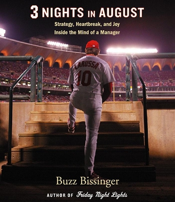 Three Nights in August Cover