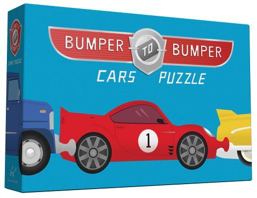 Bumper-To-Bumper Cars Puzzle Cover Image