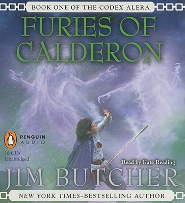 Furies of Calderon: Book One of the Codex Alera Cover Image