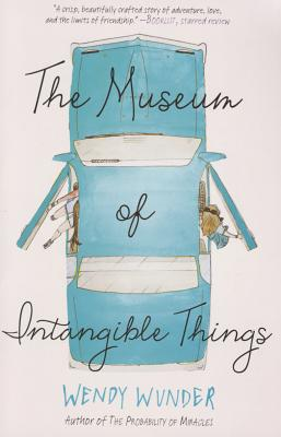 The Museum of Intangible Things Cover Image