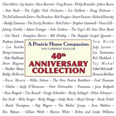 Prairie Home Companion 40th Anniversary Collection Lib/E Cover Image
