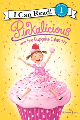 Pinkalicious and the Cupcake Calamity (I Can Read Level 1) Cover Image