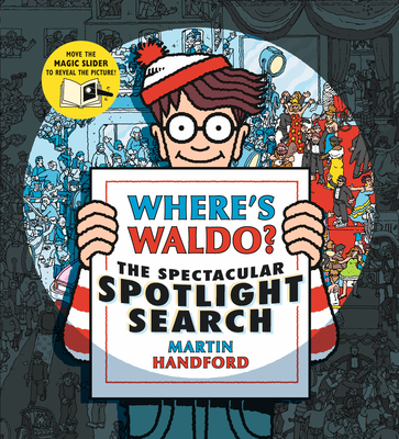 Where's Waldo? The Spectacular Spotlight Search Cover Image