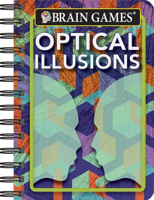 Brain Games Mini - Optical Illusions Cover Image
