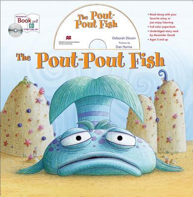 The Pout-Pout Fish book and CD storytime set (A Pout-Pout Fish Adventure) Cover Image