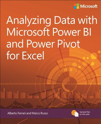 Analyzing Data with Power Bi and Power Pivot for Excel (Business Skills) Cover Image