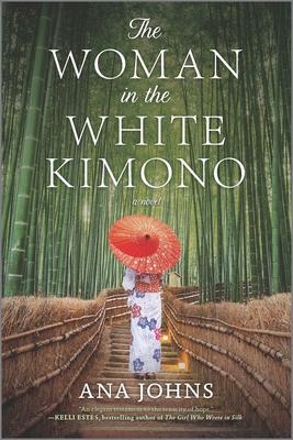 The Woman in the White Kimono Cover Image