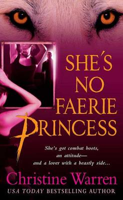 She's No Faerie Princess: A Novel of the Others Cover Image