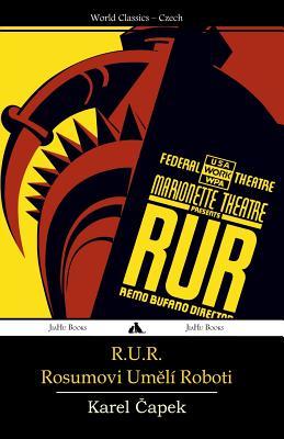 R.U.R.: Rosumovi Umeli Roboti Cover Image