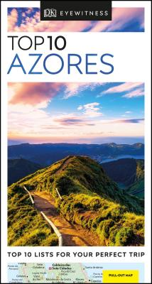 DK Eyewitness Top 10 Azores (Pocket Travel Guide) Cover Image
