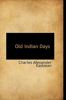 Old Indian Days Cover Image