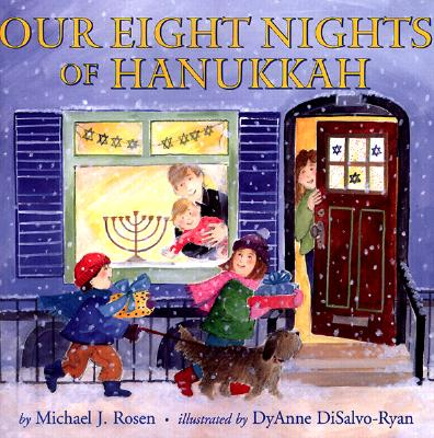 Our Eight Nights of Hanukkah Cover Image