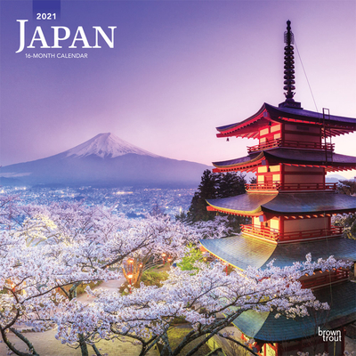 Japan 2021 Square Cover Image