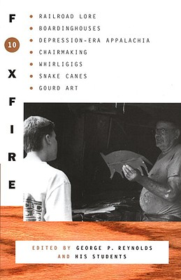Foxfire 10 Cover
