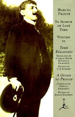 In Search of Lost Time, Volume 6: Time Regained, a Guide to Proust Cover Image