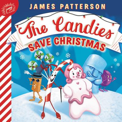 The Candies Save Christmas   cover image