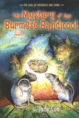 The Mystery of the Burmese Bandicoot Cover