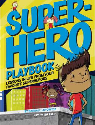 Cover for Superhero Playbook