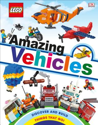 LEGO Amazing Vehicles (Library Edition) Cover Image