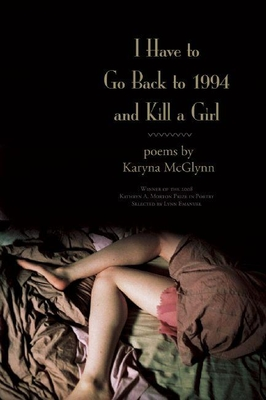 I Have to Go Back to 1994 and Kill a Girl Cover