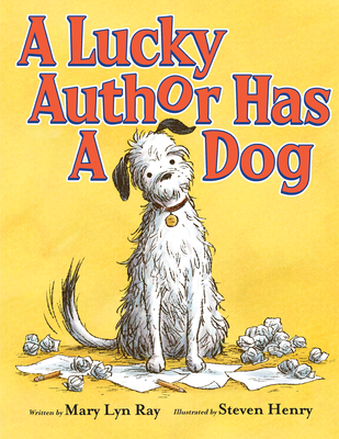 A Lucky Author Has a Dog Cover