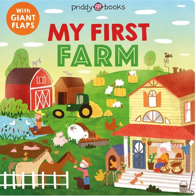 My First Places: My First Farm Cover Image